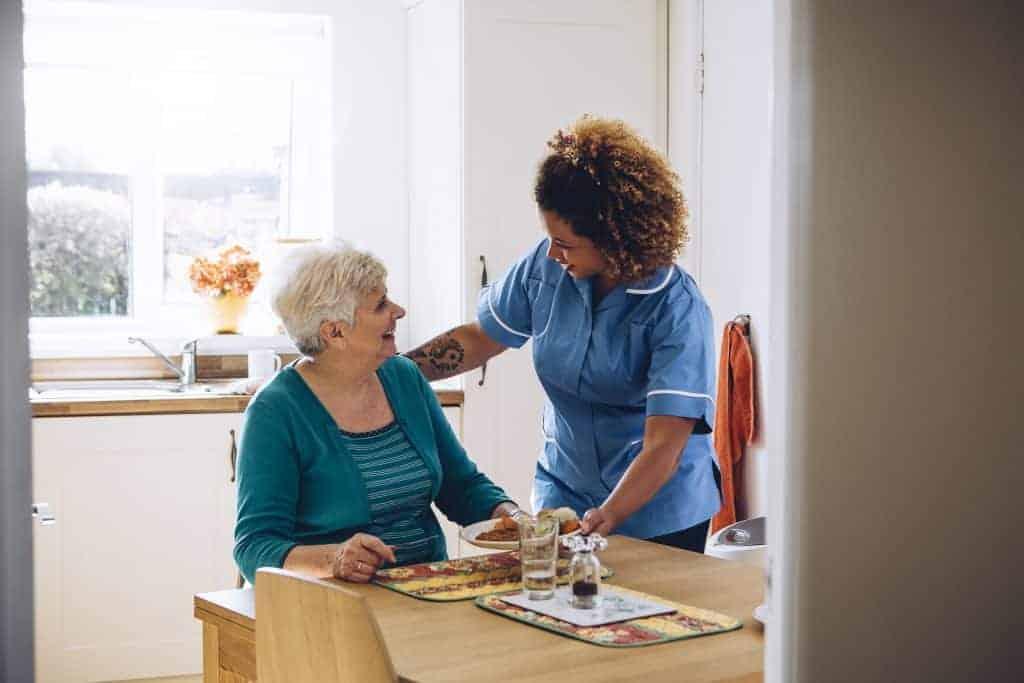 Dementia elderly care